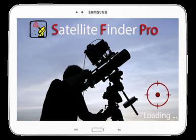 مرونة العمل في برنامج Satellite Finder للكمبيوتر