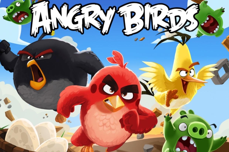 الحماس في لعبة الطيور الغاضبة