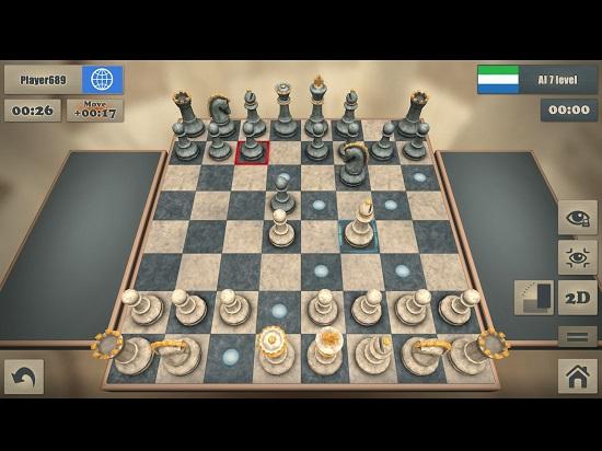 تعليم الصبر في لعبة الشطرنج chess
