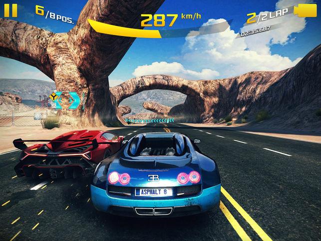 شهرة لعبة سباقات السيارات