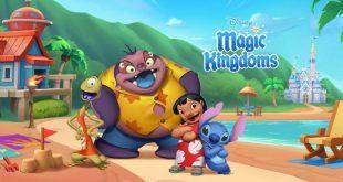 لعبة Disney Magic Kingdoms