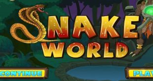 لعبة SnakeWorld Game