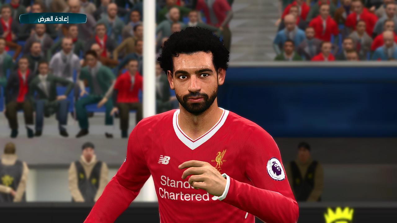 التصميم في لعبة فيفا 2018 FIFA