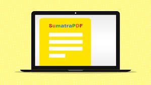 التوافق في برنامج sumatra للكمبيوتر
