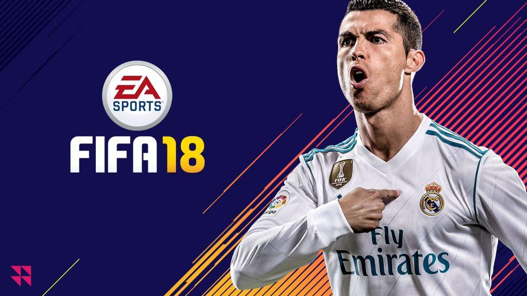 النسخة التجريبية في فيفا 2018 FIFA