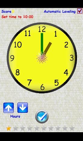 شرحبرنامج تعليم الساعة للاطفال