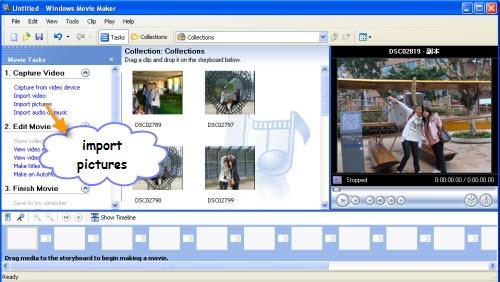 قدرة برنامج عمل فيديو من الصور مع اغنيه Slideshow XL علي طباعه البومات من الصور
