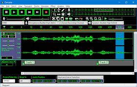 قدرة برنامج audacity فصل الصوت عن الموسيقي للكمبيوتر علي فصل الصوت عن الموسيقي