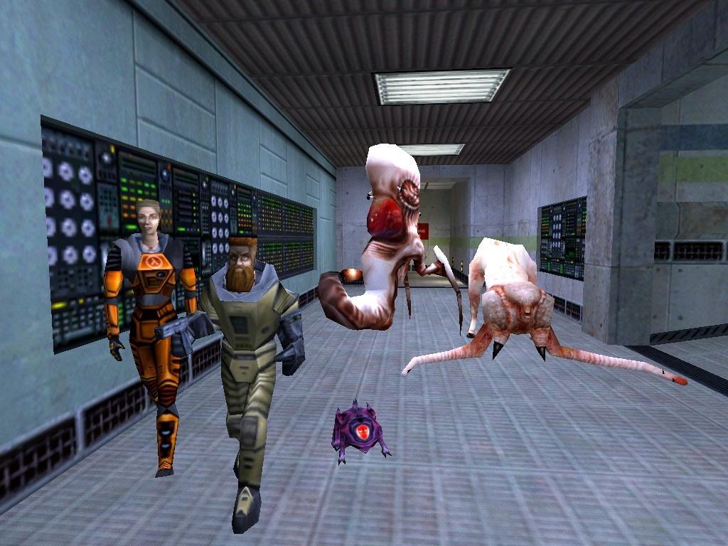 اسلوب اللعب في لعبة هاف لايف 1 للكمبيوتر