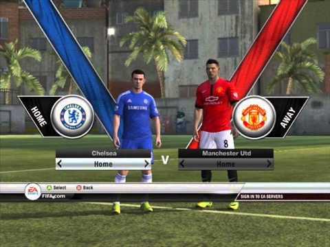 الجرافيك في لعبة فيفا 2012 FIFA للكمبيوتر