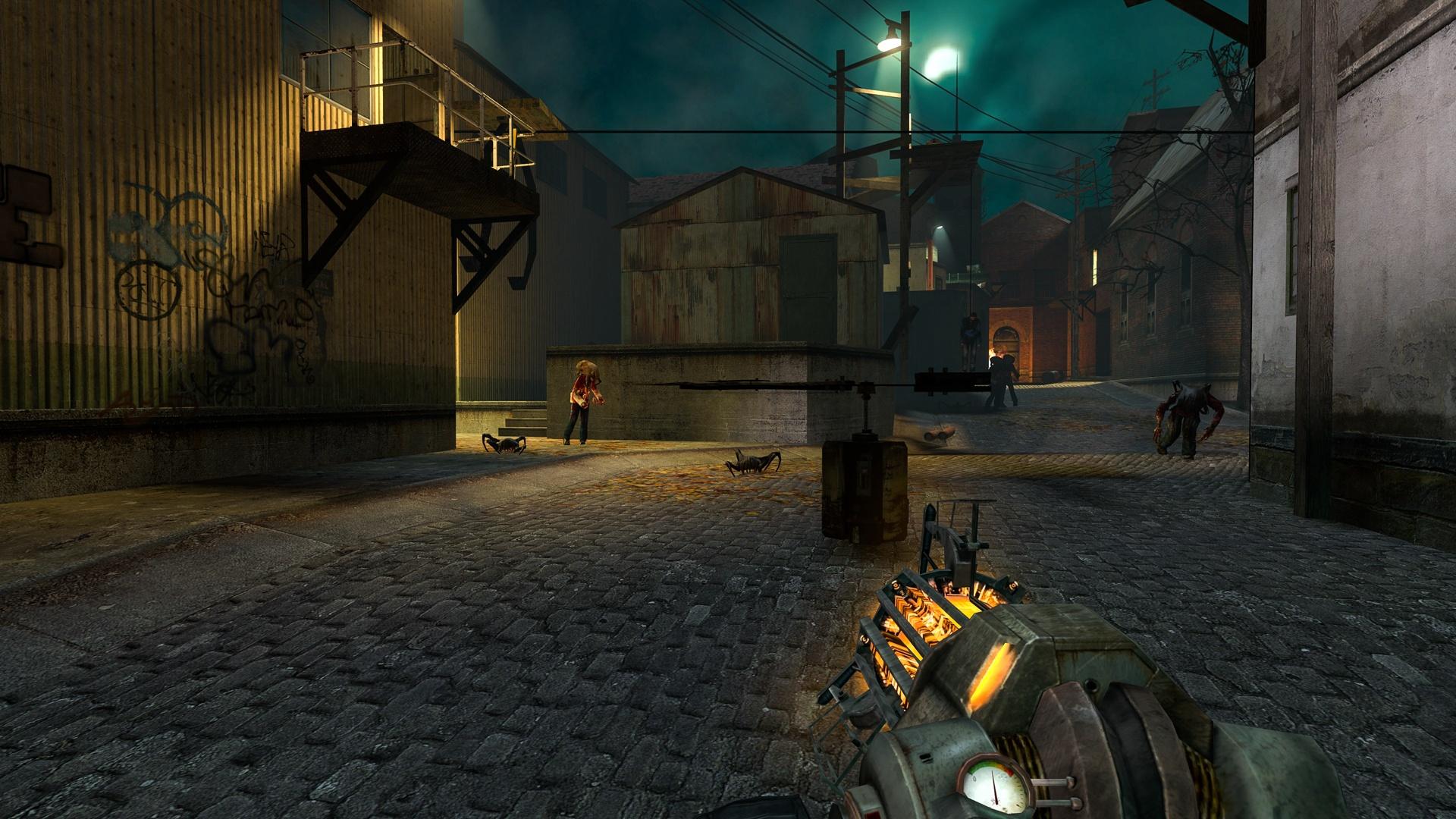 صور من داخل لعبة هاف لايف 2 الجديدة