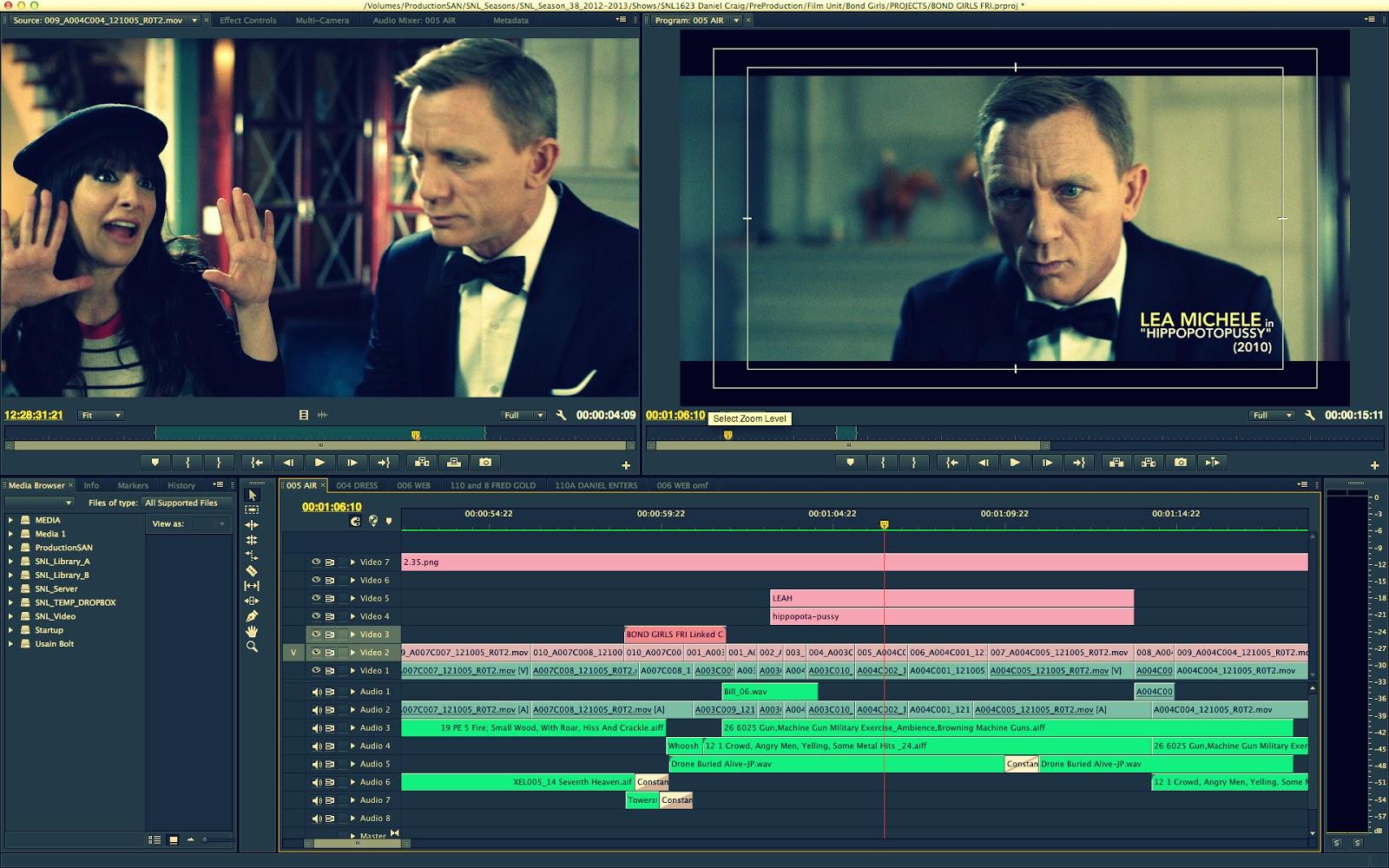 كيفية التحكم فى إعدادات برنامج تحرير الفيديو
