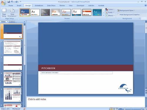 الحماية في برنامج بوربوينت PowerPoint Viewer للكمبيوتر