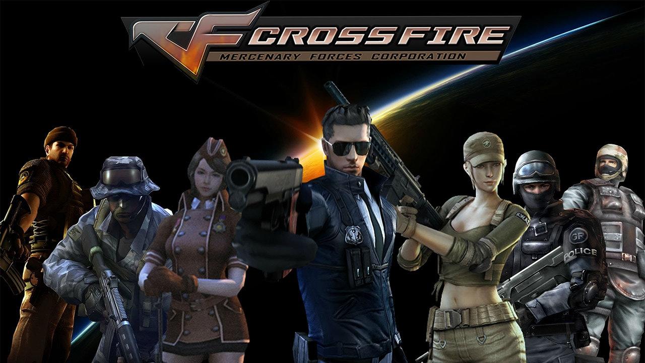 شرحلعبة كروس فاير Cross Fire للكمبيوتر