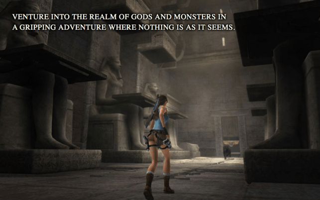 طريقة اللعب في Tomb Raider Anniversary للكمبيوتر