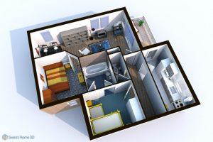 برنامج تصميم المنازل