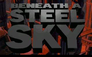 لعبة Steel Sky