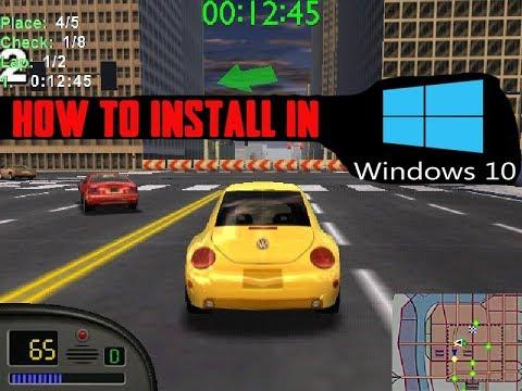 الحجم الصغير في لعبة Midtown Madness 1 سيارات المدينة القديمة
