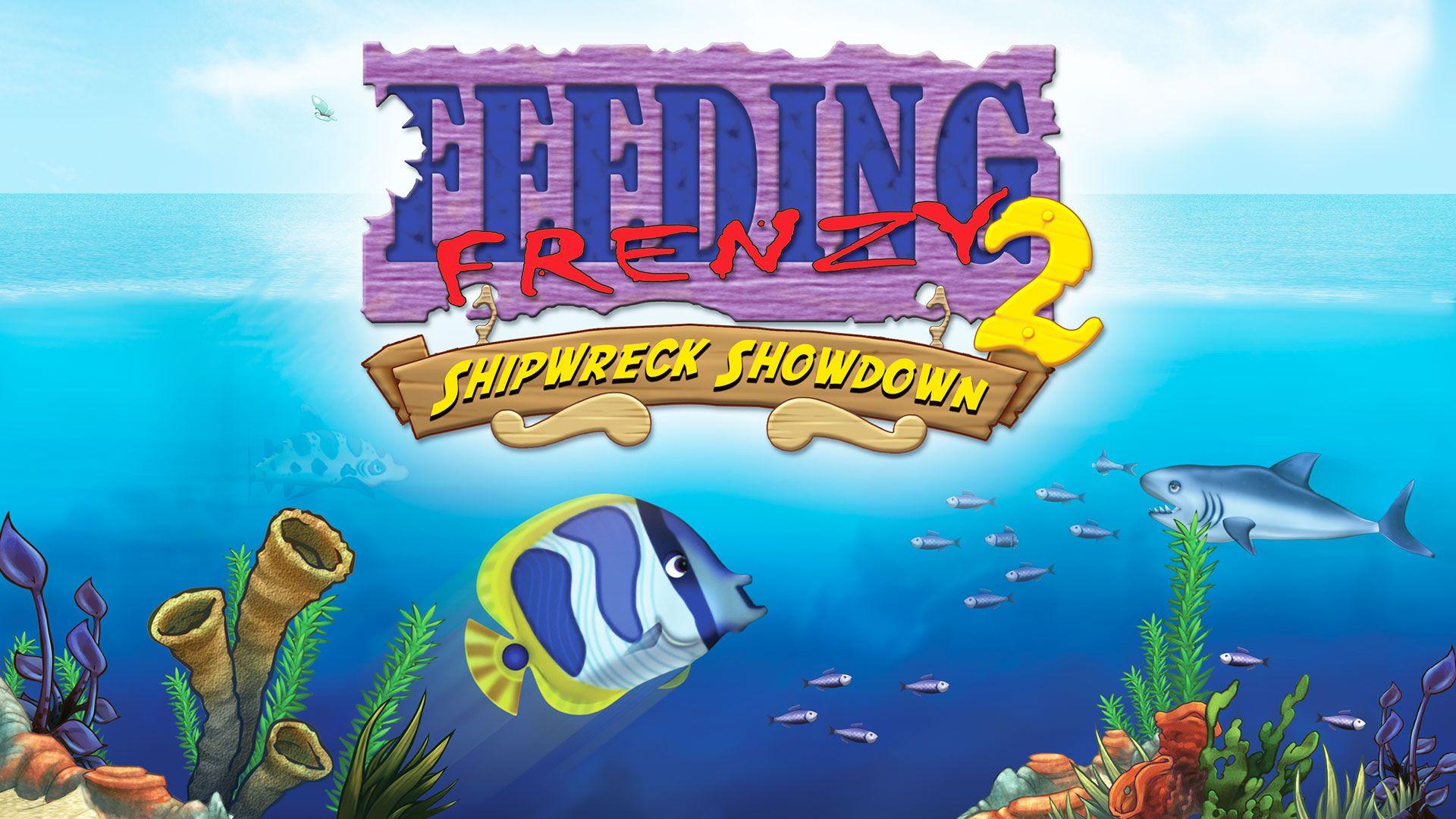 شرح لعبة Feeding Frenzy 2