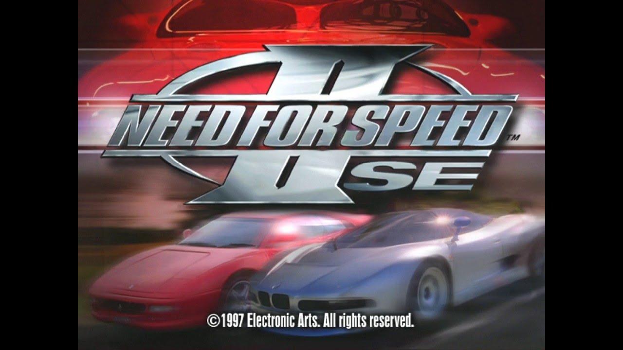 لعبة Need for Speed II