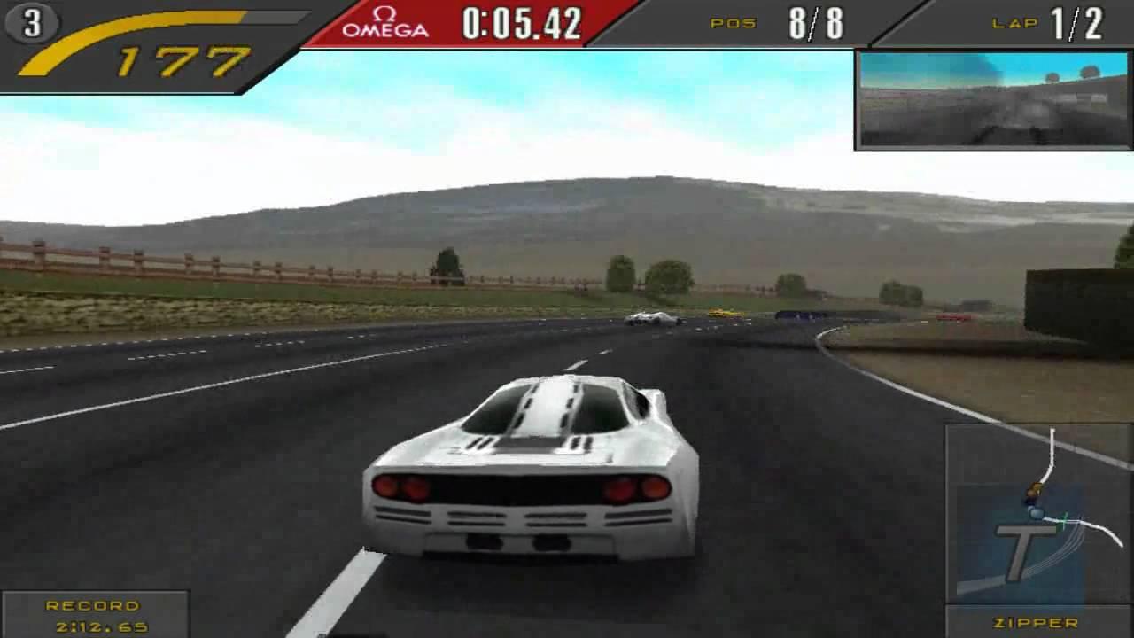 السباقات في Need for Speed II للكمبيوتر