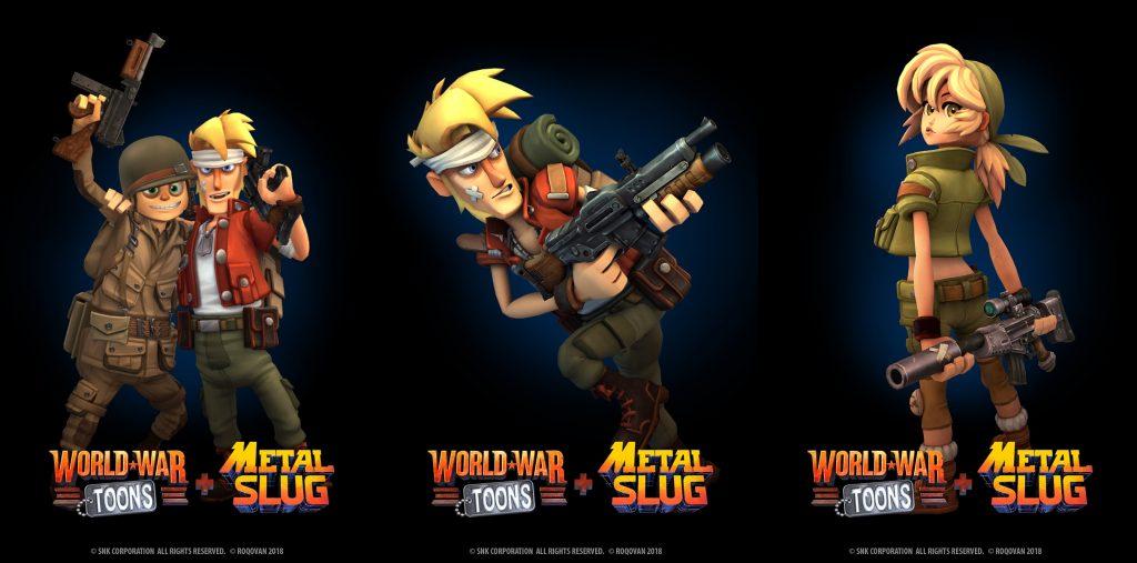 طريقة اللعب في لعبة حرب الخليج Metal Slug